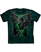 The Mountain - - Hommes Electric Dragon T-shirt