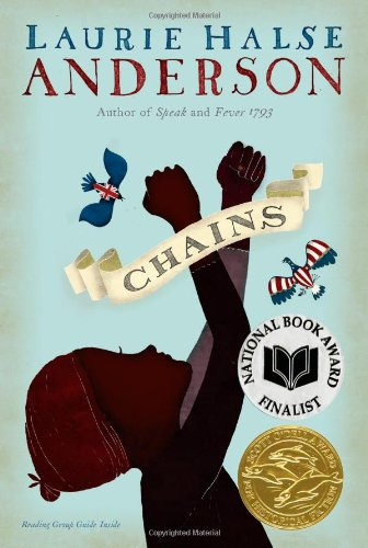 Cover of Chains (Seeds of America)