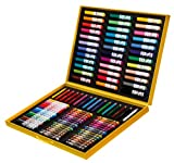 Crayola - 10651 - Loisir Créatif - Mallette de Coloriage de l'Artiste