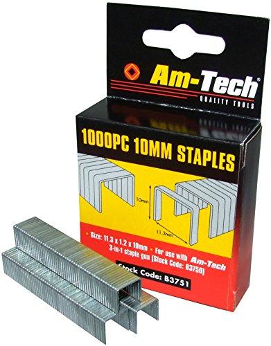 am-tech-lot-de-1000-agrafes-a-pistolet-10-mm