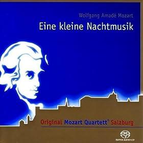 Eine kleine Nachtmusik G-Dur KV 525 / G major K.525 (Romance. Andante)