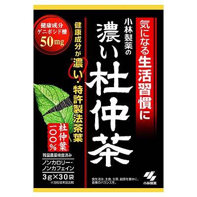 小林製薬 濃い杜仲茶 煮出し用 3g×30
