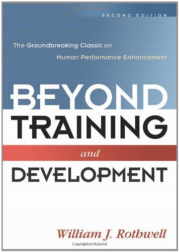 Beyond Training and Development: The Groundbreaking...