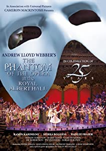 The Phantom of the Opera at the Royal Albert Hall [DVD]