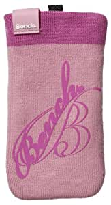 Bench BENSKPI2 Housse chaussette universelle avec nettoyant intérieur Rose