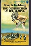 The Destruction of the Temple (0450024156) by Maltzberg, Barry N