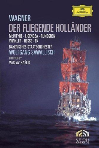 El Holandes Errante (V.Kaslik) - Wagner - DVD