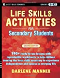 img - for Life Skills Activities for Secondary Students with Special Needs book / textbook / text book