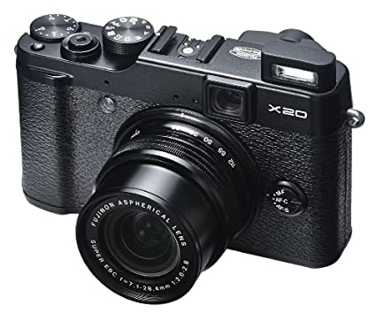 Fujifilm-FinePix-X20-Mirrorless