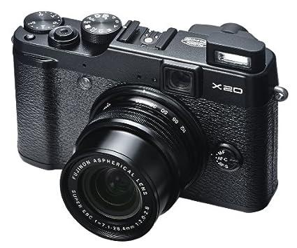 Fujifilm FinePix X20 Mirrorless