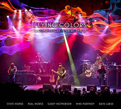 Second Flight: Live at the Z7 (3 DVD)