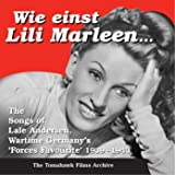 WW-II German/Nazi Era Music - Songs of Lale Andersen 1939-43by Lale Andersen