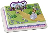 Disney Junior Sofia the First Cake Topper Set