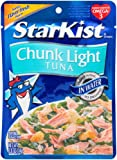 StarKist Tuna, Chunk Light In Water, 2.6 Ounce (Pack of 24)
