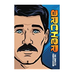 Archer: The Complete Season Four [Blu-ray]