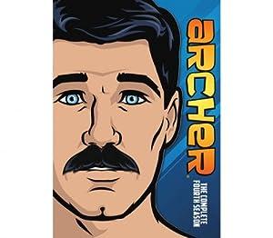 Archer: Season 4 [Blu-ray]