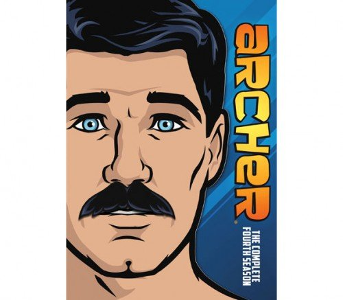 Sale alerts for 20th Century Fox Home Entertainment Archer: The Complete Fourth Season [Blu-ray] - Covvet