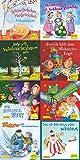 Pixi-Bundle 8er Serie W 30: Lasst uns froh und munter
