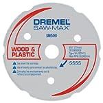 Dremel SM500 3-Inch Wood & Plastic Ca...