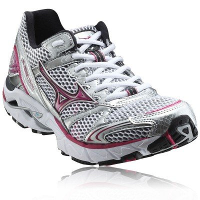 Mizuno Lady Wave Rider 14 Running Shoes - 4