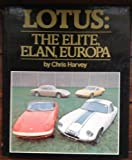 Lotus: The Elite, Elan, Europa Chris Harvey