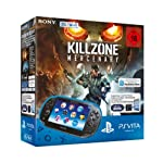 Sony PlayStation Vita (WiFi/3G) inkl. Killzone Mercenary (DLV) + 8GB Memory