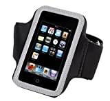 Hama Marathon Neoprene Armband Case for iPod Touch 3G - Black