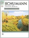 Schumann -- Carnaval, Op. 9 (Book & CD) (Alfred Masterwork Edition) (0739077635) by Schumann, Robert