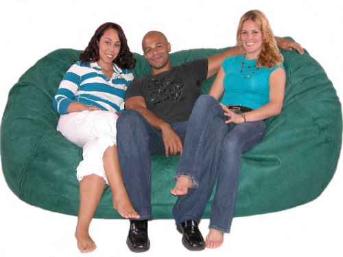 Black Friday 7 5 Feet Xx Large Hunter Cozy Sac Foof Bean Bag Chair Love Seat