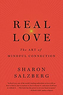 Book Cover: Real Love: The Art of Mindful Connection