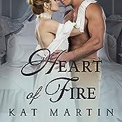 Heart of Fire: Heart Trilogy Series, Book 2 | Kat Martin