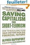 Saving Capitalism From Short-Termism:...