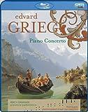 Percy-Grainger-Kristiansand-Symfoniorkester-Grieg---Piano-Concerto-[Blu-ray-Audio]