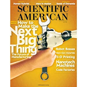 Scientific American, May 2013 | [Scientific American]