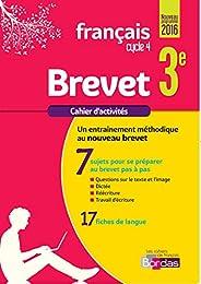 Cahier Brevet - Français 3e