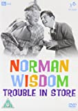 Norman Wisdom - Trouble In Store [DVD]