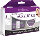 Nailene Salon Acrylic Kit, Deluxe