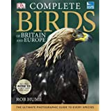 RSPB Complete Birds of Britain and Europeby Rob Hume