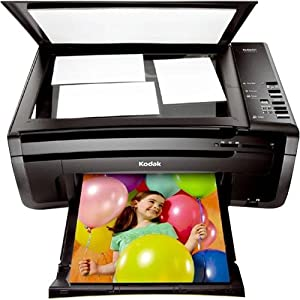 Kodak ESP 3 SE USB 2.0 All-In-One Color Inkjet Printer Scanner Copier Photo Printer w/Card Reader