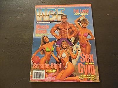 World Bodybuilding Federation Apr 1992 Sex In The Gym
