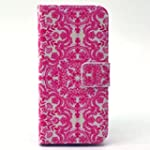 iPhone 5C Case, JCmax Lucky Knot Desi...