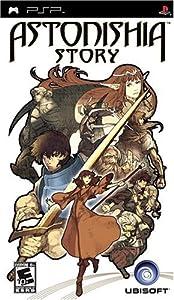 Astonishia Story - PlayStation Portable