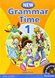 Grammar time. Student's book. Per la Scuola media. Con CD-ROM: New Grammar Time - Students' Book 1 (+ CD)