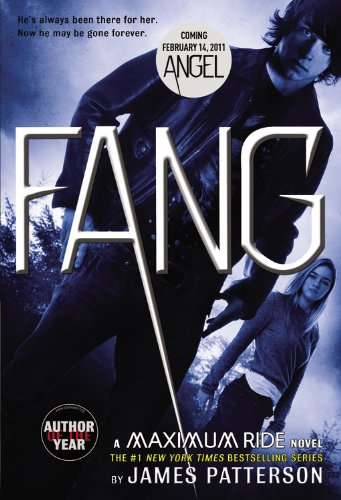 Cover of Fang: A Maximum Ride Novel