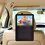 TFY Kindle Fire HD 8.9&quot; Car Headrest Mount, Fast-Attach Fast-Release Standing Cover Case Edition -- (will only fit Kindle Fire HD 8.9&quot;)