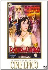 Amazon.com: Esclavas De Cartago (Import Movie) (European Format - Zone
