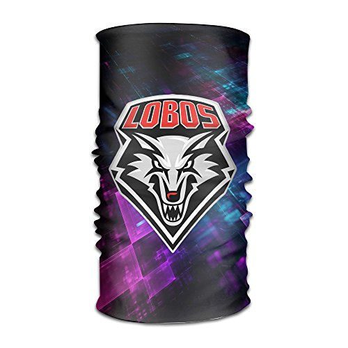 [PHOEB New Mexico Lobos Football Versatile Lightweight Sports & Casual Headwear, Headband Scarf] (Make Shoulder Pads Football Costume)