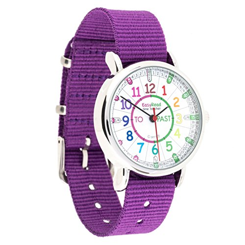 easyread-time-teacher-childrens-watch-minutes-past-and-minutes-to-rainbow-colours-purple-strap