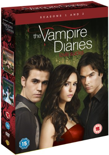 The Vampire Diaries - Seasons 1-2 Complete [DVD]