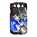 Custom Your Own Personalized Sonic the Hedgehog SamSung Galaxy S3 I9300 Case 3D Best Durable Back Cover